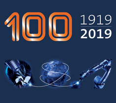 100 Years CLOOS!