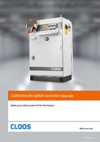 CLOOS Product flyer