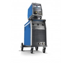 QINEO BASIC 450 with separate wire drive unit, water cooled
